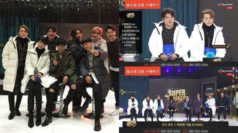 只有《Super TV》看不夠,《Super Market》再開張啦!Super Junior 這次賣什麼?