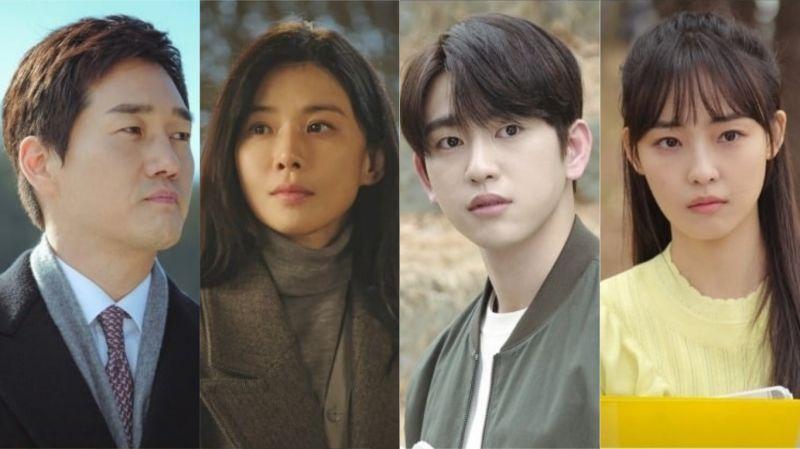 《花样年华》将接档《Hi Bye, Mama!》於下月(4月)18日首播!官方公开刘智泰、李宝英、朴珍荣、全少妮剧照