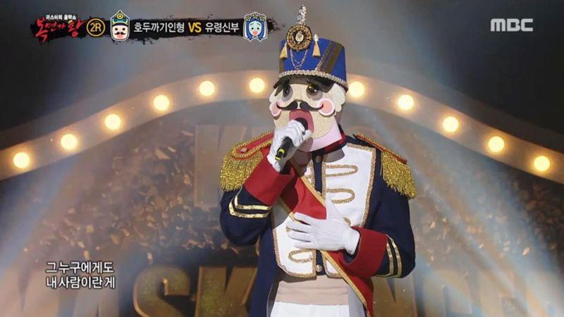 《蒙面歌王》被評審團認定100%是歌手!結果卻是主演《青春時代》的他啊~!