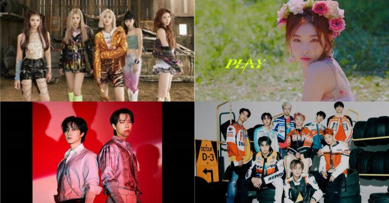 全新LIVE音樂秀!《Party B》陣容公開Super Junior D&E、請夏、ITZY等9組藝人參與