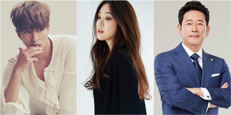 鄭麗媛、尹賢旻、田光烈將攜手主演KBS新水木劇《魔女的法庭》