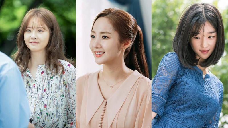 2018韩剧女主角妆容引领知性优雅风潮!有注意过她们的无敌唇色吗~?