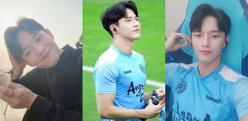 因帅气外表在奥运会引发讨论的韩国「足球界脸蛋天才」郑胜元!网友:「可以当爱豆或演员了」