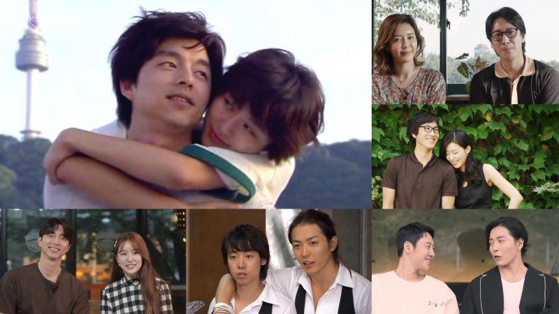 热门韩剧《咖啡王子一号店》13年后重聚的对比照,变化最大的人是谁~!?