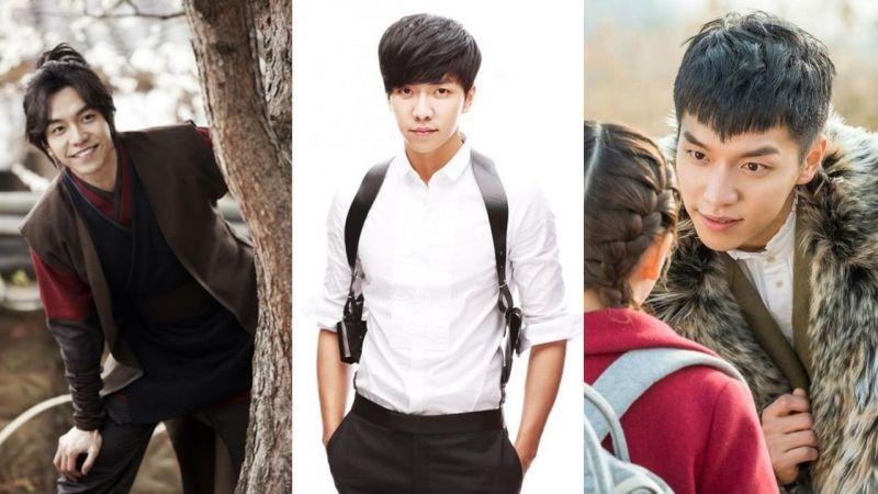 【演员特辑】全方位TOP艺人「李升基」,这个演活所有角色的完美男人!