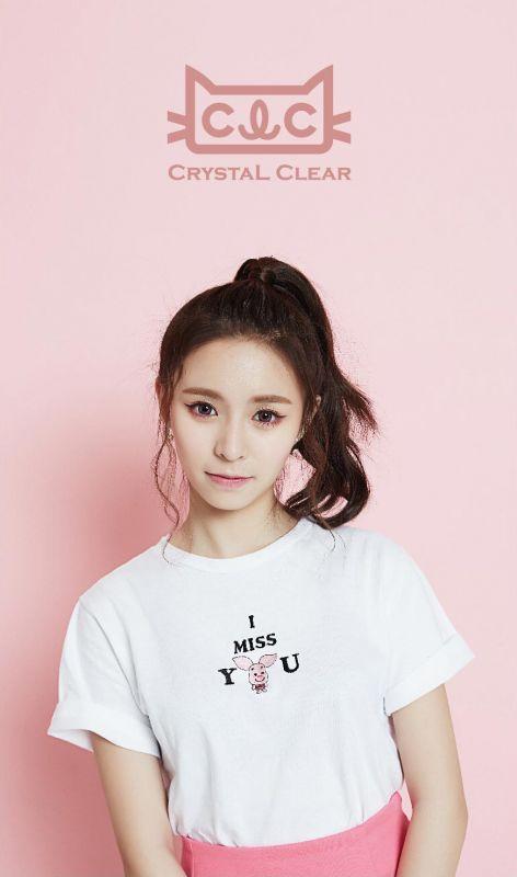 CLC新成員曝光 香港童星ELKIE驚豔亮相