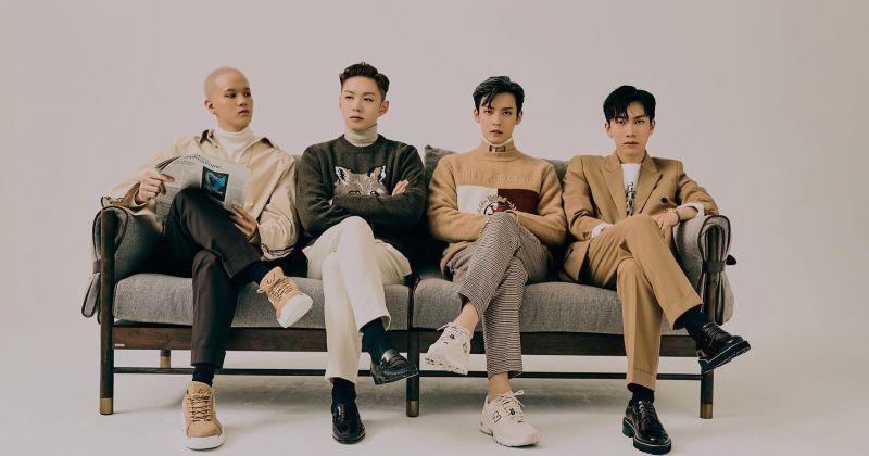 不愧是因信賴而聽的 BTOB!小分隊 BTOB 4U 奪 13 國 iTunes 冠軍