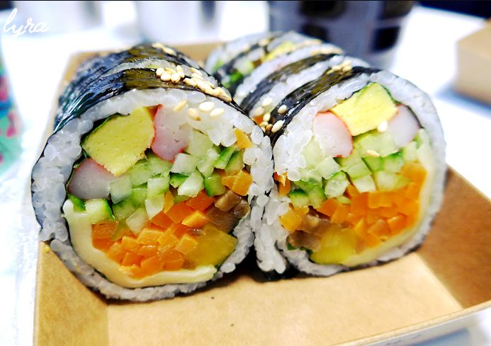 韓遊必到的五家紫菜包飯(Gimbap)店
