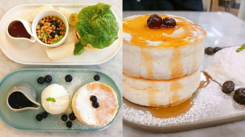【弘大必吃】延南洞高質感咖啡廳:萬中選一的舒芙蕾鬆餅~!