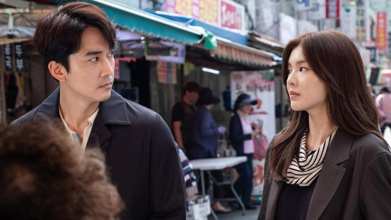 tvN新剧《伟大的Show》宋承宪&李善彬&林周焕 人物剧照、预告 公开!