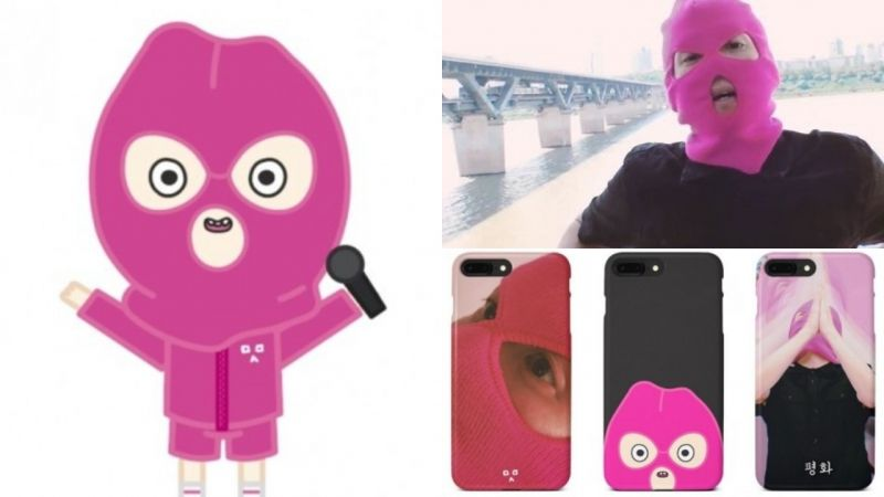 参加《Show Me The Money777》获得关注的妈咪手!将正式推出手机壳、玩偶等官方周边!