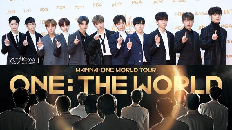 想看Wanna One World Tour<ONE : THE WORLD>墨尔本站吗?Wannable你们有机会啦!