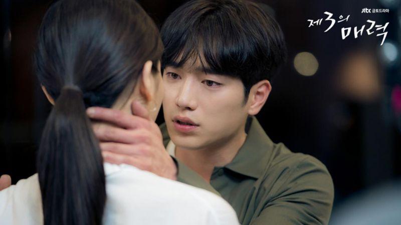 《第3種魅力》徐康俊向李絮酒後吐真言:「對妳來說我到底是什麼?」
