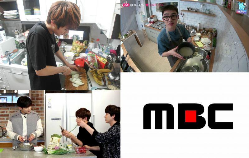 MBC將製作中秋特輯節目《偶像料理王》!你們希望哪些偶像出演呢?