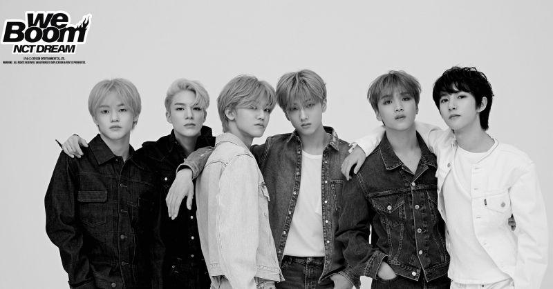 連續兩年 NCT Dream 入選告示牌「21 組 21 歲以下的藝人」!