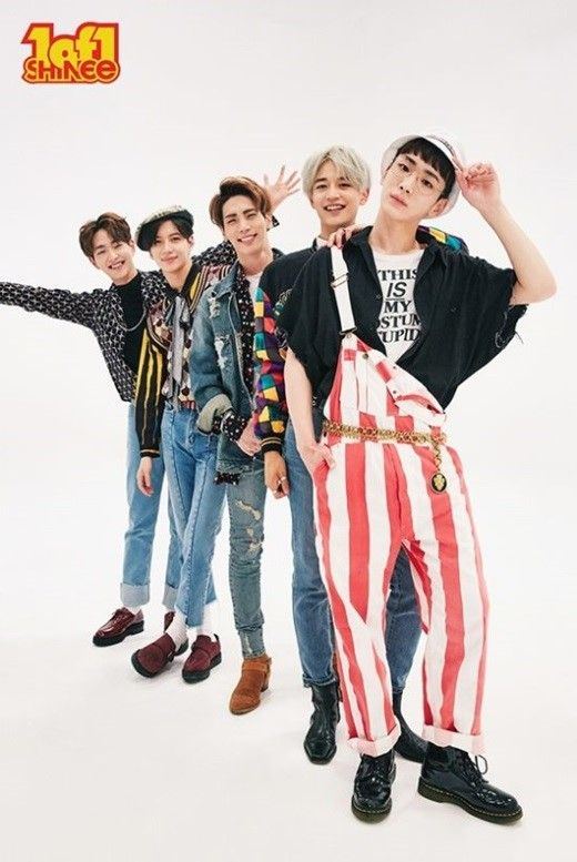 SHINee出演《Happy Together》 新專輯拿下多國iTunes綜合專輯榜單一位