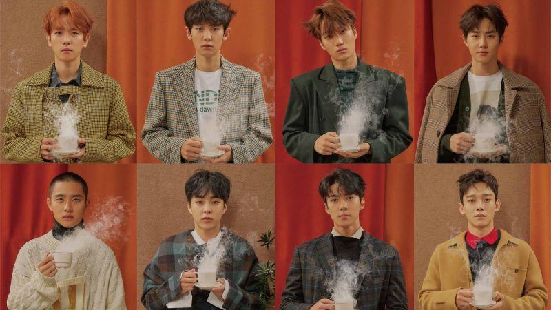 成為月榜冠軍只需五天⋯⋯EXO 冬季特別專輯〈Universe〉輕鬆征服 12 月 Gaon 專輯榜!