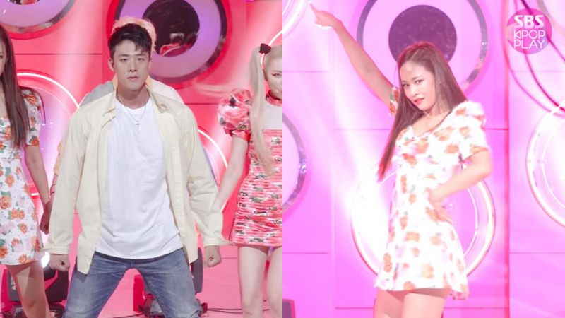 宣美SOLO新歌《LALALAY》紅到連舞者都有Fancam直拍了!