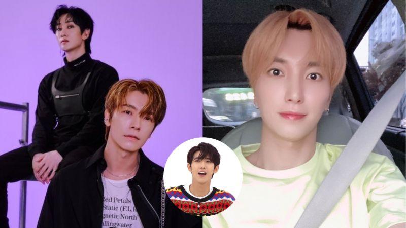光熙的受難日?Super Junior-D&E 東海、銀赫將出演《一周偶像》,利特支援擔任特別MC!