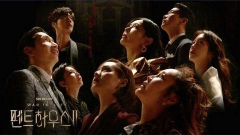 《The Penthouse 2》前8集瞬間收視率最高的TOP3場景!每場都讓人看得手心出汗