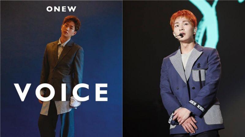 SHINee溫流出道10年首次SOLO出輯!迷你一輯《VOICE》將於下月(12月)5日公開