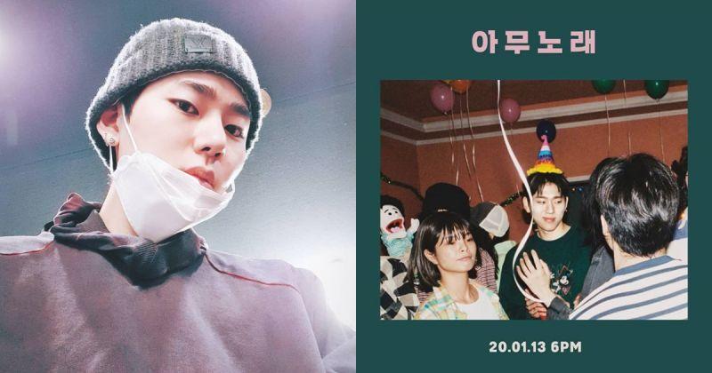 Zico 旋風持續延燒 〈Any Song〉再登 Gaon 雙冠王寶座!