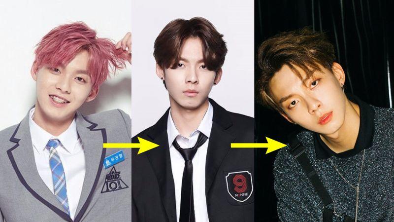《PRODUCE 101》2→《MIXNINE》→《SMTM8》:禹眞榮的挑戰之路從未停止!