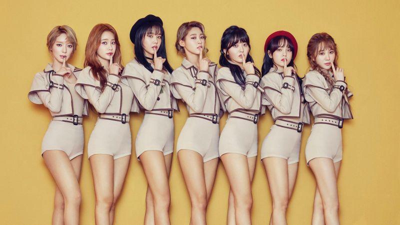 AOA 终於要有师妹了?FNC 宣布 2018 年推出新女团!