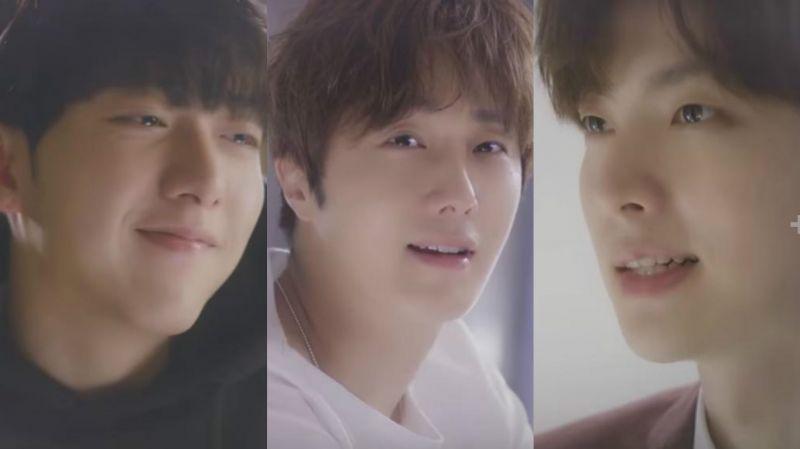 tvN魔幻爱情剧《灰姑娘与四骑士》第2版预告公开