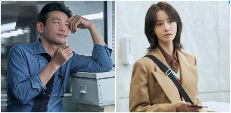 《Hush》最新劇照公開:黃晸玟+潤娥=資深記者與菜鳥記者的對比