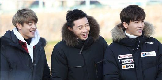 《两天一夜》朴叙俊、朴炯植、崔珉豪即将与成员们上演外貌战争
