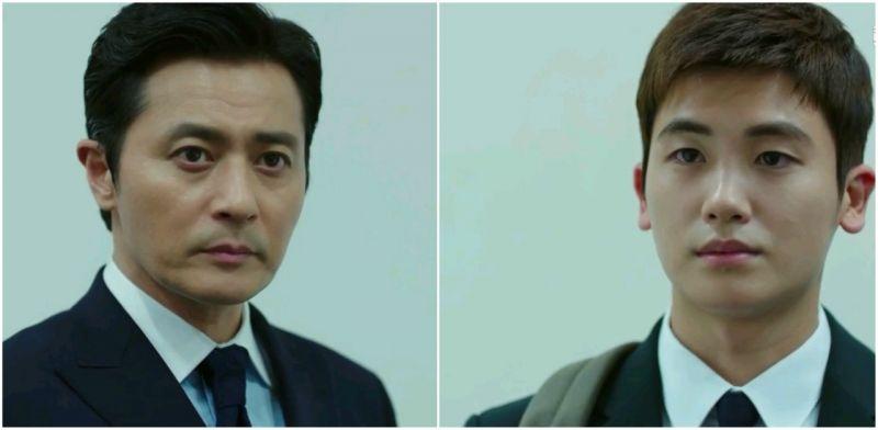 韩剧 金装律师슈츠 – 一种纸老虎的感觉
