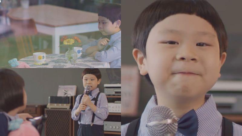 《机智医生生活2》特辑片段:羽朱唱了爸爸的主打歌《喜欢喜欢》给喜欢的人听,这音准更像颂和啊 XD