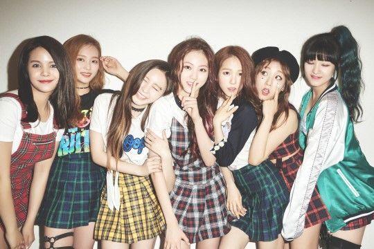 CLC 加入女團大戰 攜〈Crystyle〉回歸在即