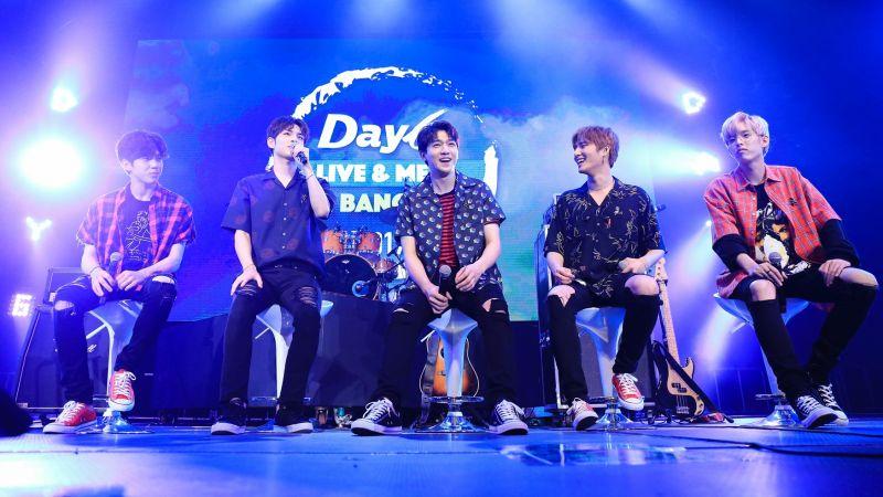 DAY6 全新日語單曲、專場演唱會接力開跑 在異國依然親自參與作詞作曲!