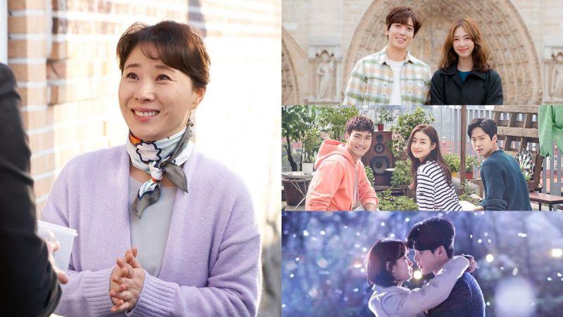 《當你沉睡時》《卞赫的愛情》《The Package》熱門on檔韓劇女主們都是同一個「媽媽」啊~!