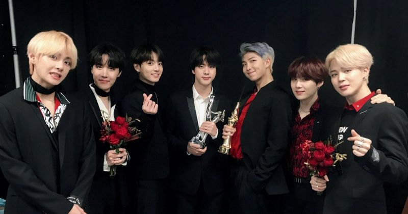 BTS防彈少年團 2018 在美銷量驚人 擊敗眾多當地歌手勇奪第二!