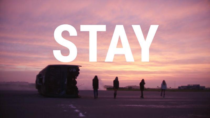 说到「Stay」,第一反应想起哪首KPOP歌曲?