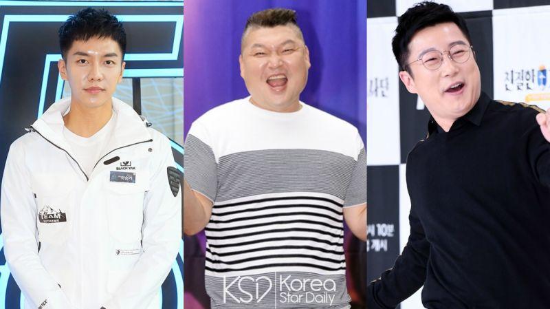 與姜鎬童、李壽根再會!李昇基將出演《認識的哥哥》 本月12日錄製節目