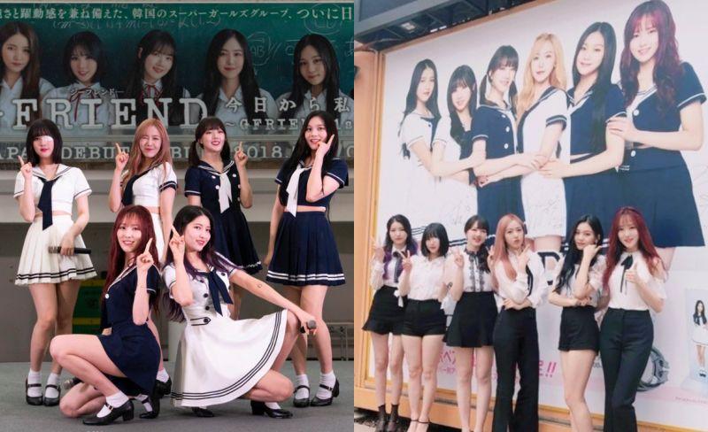 GFRIEND 成功在日本出道!首場韓國專場演唱會《Season of GFRIEND》DVD 開放預購