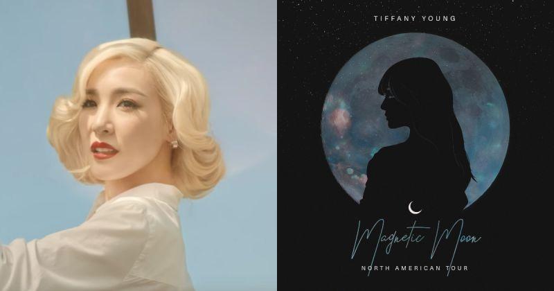 Tiffany 8 月發行新單曲 韓國個唱+北美巡演接力開跑!