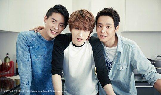 JYJ携手顶级摄影师拍摄写真 2月日韩同时发行
