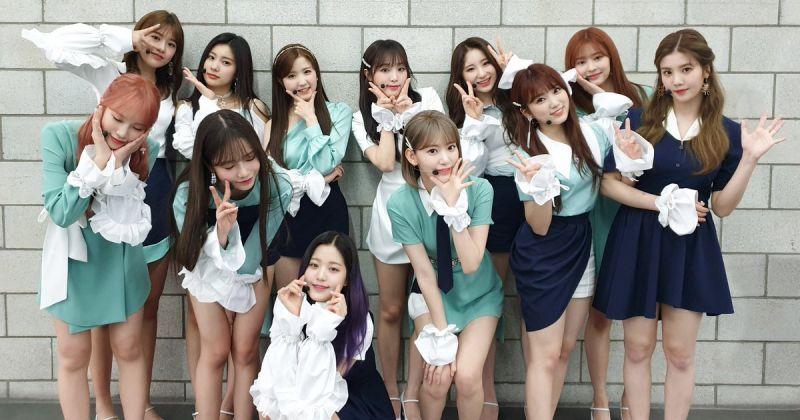 IZ*ONE 蝉联音乐节目双周冠军 回归半个月夺五冠!
