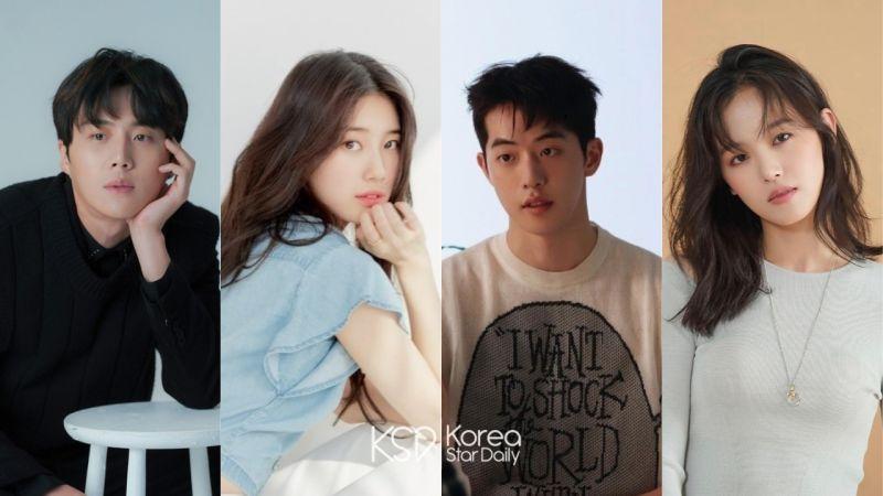 《当你沉睡时》导演、编剧再合作!秀智、南柱赫、金宣虎、姜汉娜主演tvN新剧《Start Up》将在10月首播!