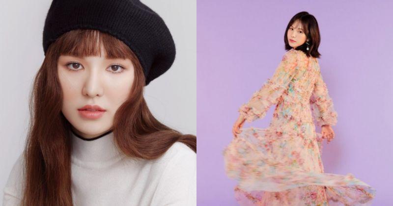 Red Velvet Wendy 傷癒後首度拍攝個人畫報!健康模樣無比耀眼