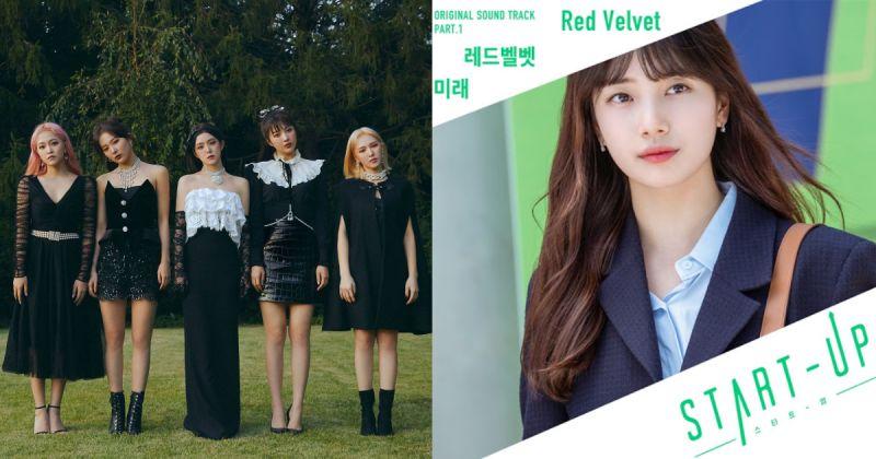 《Start-Up》今晚開播 Red Velvet 演唱首波 OST!