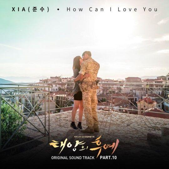 金俊秀為《太陽的後裔》壓軸 OST蟬聯四天冠軍