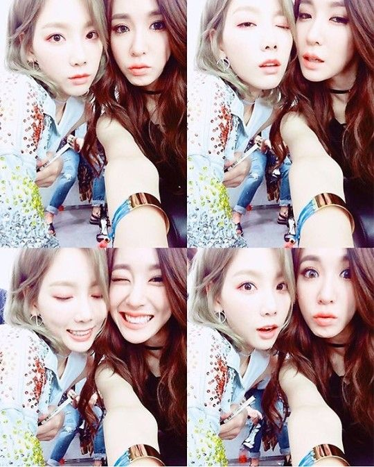 Shut Up and Why...太妍与Tiffany分别回归!