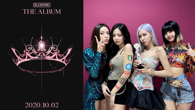 出道4年後...BLACKPINK確定在10月2日發行首張正規專輯!YG:「集中攻略全球市場,與環球音樂全球計畫也在進行中」