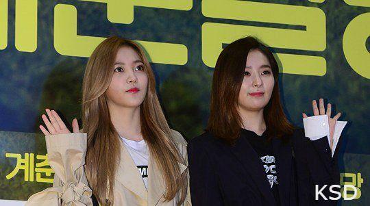 Red Velvet涩琪Yeri车祸受轻伤 近期暂停活动
